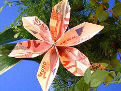 Blühende Region mit Zusatz-Geld