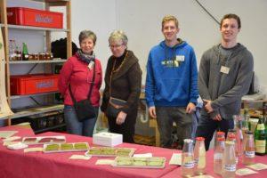 Das Team vom Burggarten und der Biostation Bonn Rhein-Erft