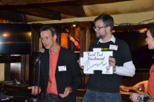 Dietrich Kolk und Fritz Pieper von Solar Solutions sind für Divestment