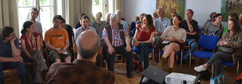 Diskussion Ernährungsrat2 - Foto Anna Wissmann