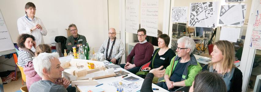 Viva Viktoria Workshop zur Zukunft des Viktoriaviertels