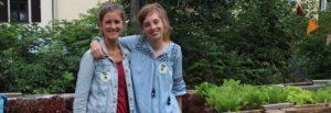Miriam und Imke, die Gründerinnen von Stadtfrüchtchen