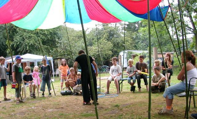 Herbstfreizeiten Fur Kinder Bonn Im Wandel