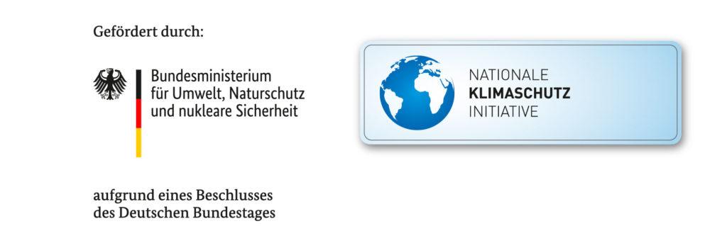 BMU und NKI Logo
