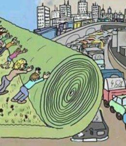Speedtalk1: Wie geht Transition – oder was passiert nach der Klimademo?