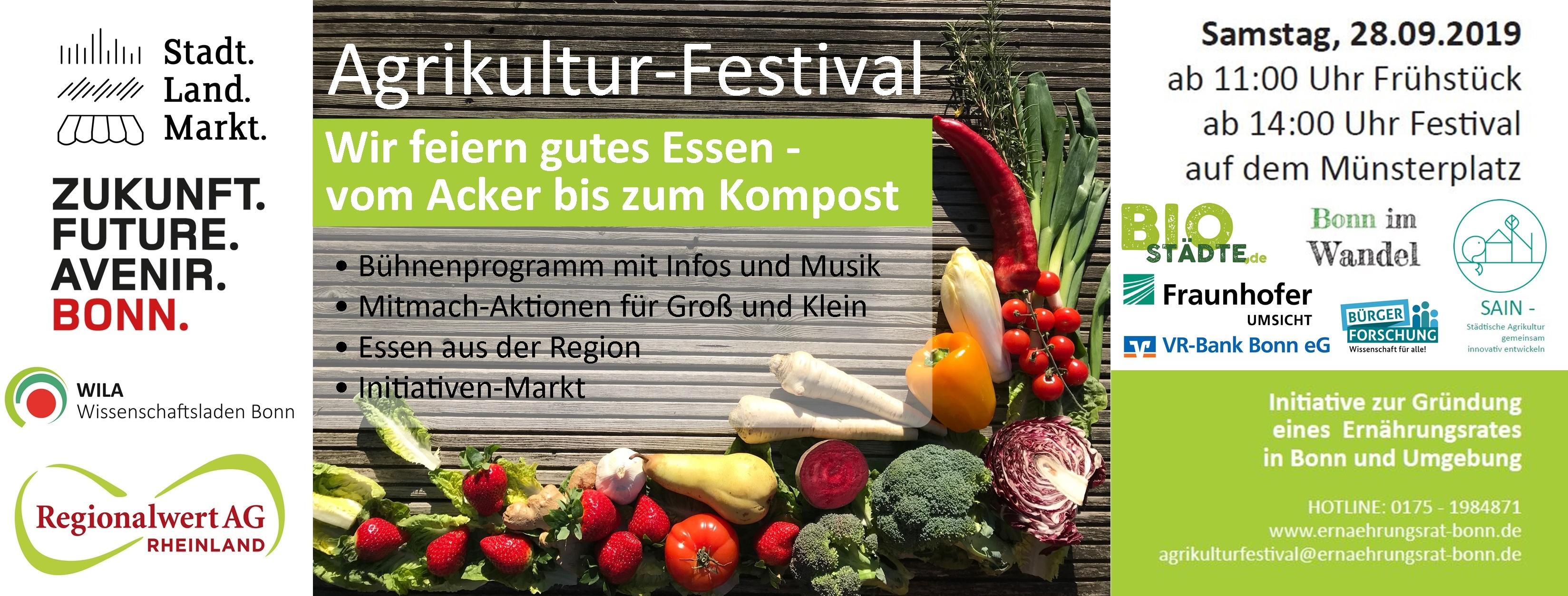 Grafik Einlöadung Agrikultur-Festival