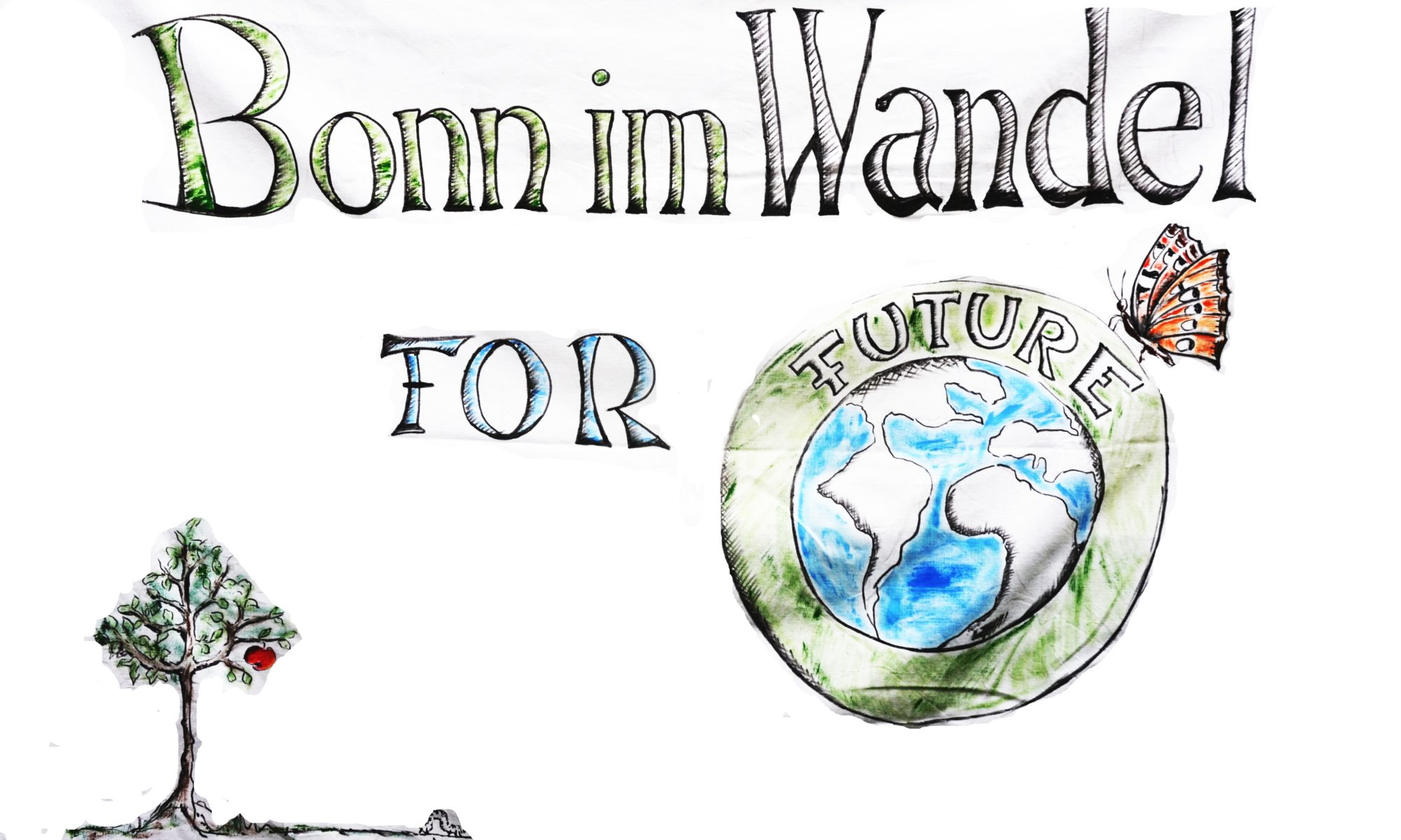 Banner Bonn im Wandel For Future