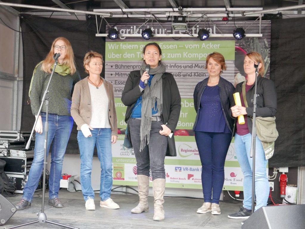 Eröffnung Agrikultur-Festival