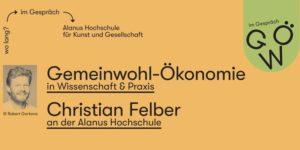 Ticket mit Christian Felber