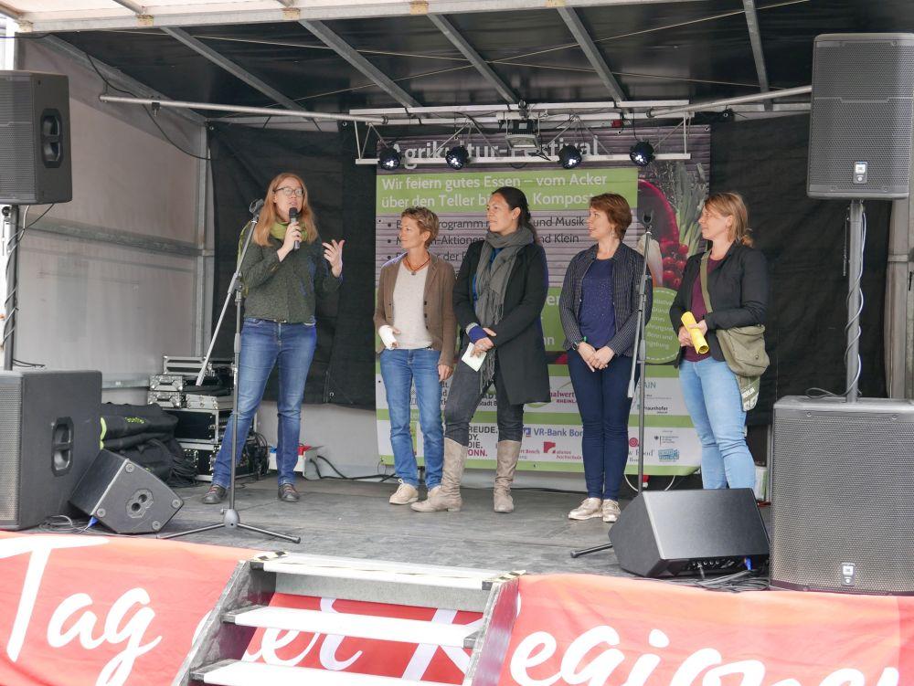 Initiativgruppe zur Gründung eines Ernährungsrats für Bonn und Umgebung